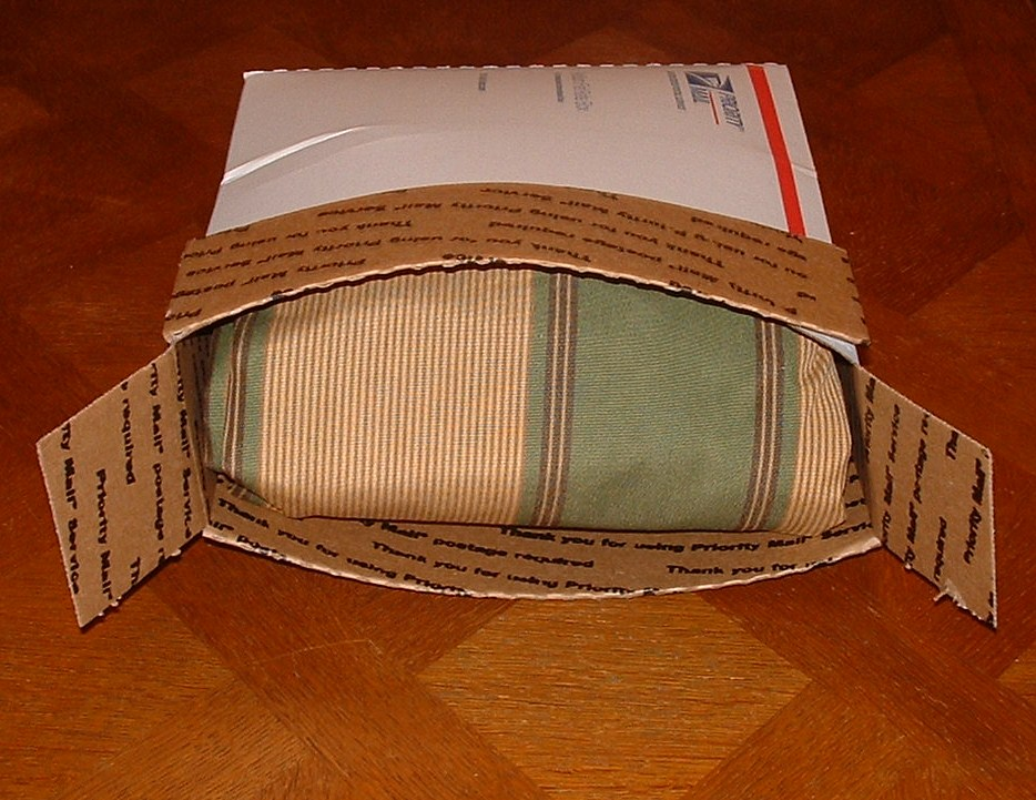 Vintage Awnings Shipping A Rope And Pole Trailer Awning