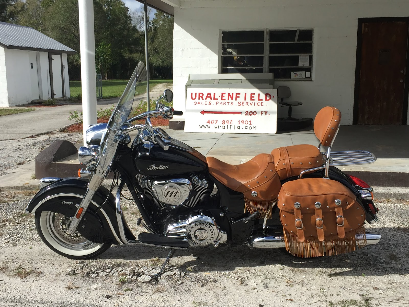 Key West Diary Indian Scout