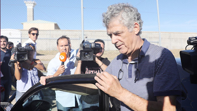 Detienen al vicepresidente económico de la Federación Española de Fútbol