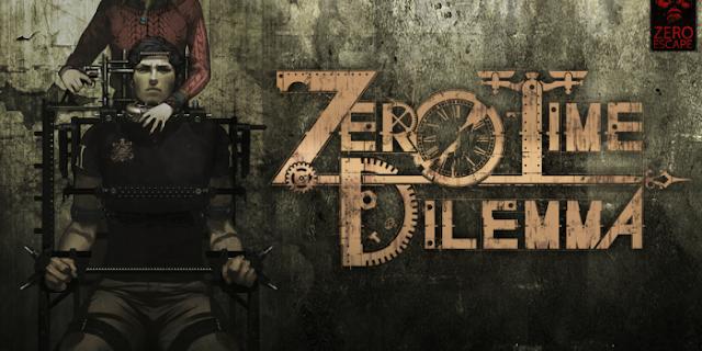 Zero Time Dilemma cover
