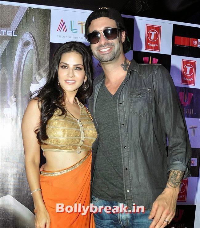 Sunny Leone and Daniel Weber, Sunny Leone at Ragini MMS 2 Success Bash