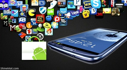 Samsung Galaxy S3 free apps