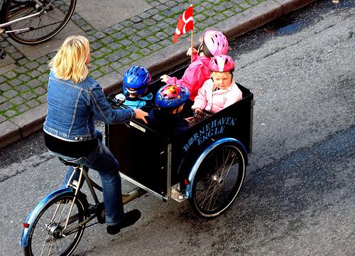 22 Billion Energy Slaves A Cargo Bike Cult