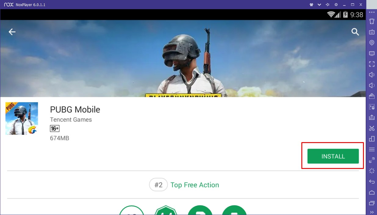 Cara Bermain PUBG Mobile di PC dengan NoxPlayer Emulator