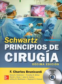 Schwartz Principios de Cirugía -  10 Edición
