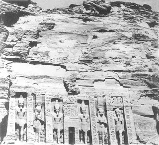 Abu Simbel, the small temple