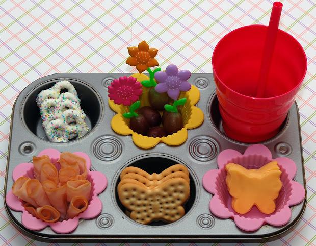 Cookie Cutter Lunch Butterfly Garden Mtm