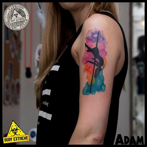 Body Extreme Tattoo And Piercing Wrocław 2017