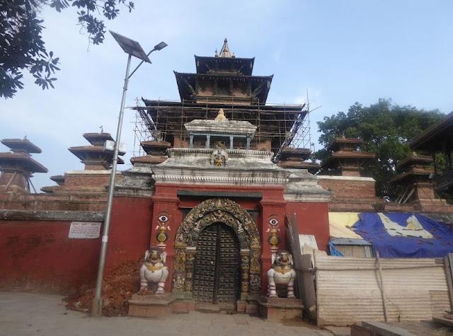 Mahavishnu Temple