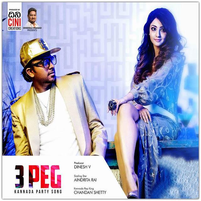 Download Song Manwa Of October Movie: Kannada Mp3 Songs: 3 Peg (2016) Kannada Movie Mp3 Songs
