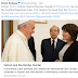 Did Lilianne Ploumen receive Papal Award for LGBT advocacy?