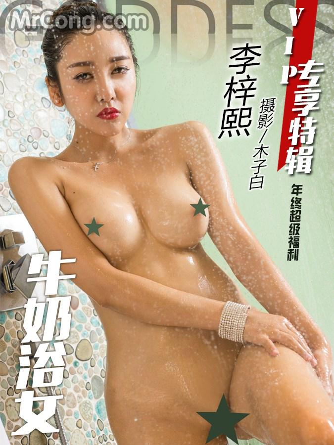 TouTiao 2017-01-17: Người mẫu Li Zi Xi (李梓熙) (29 ảnh)