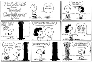 1979 Peanuts strip