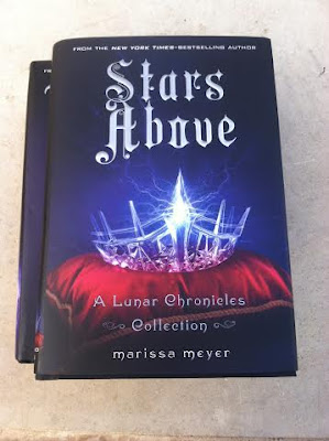 Stars Above by Marissa Meyer on Amber, the Blonde Writer blog