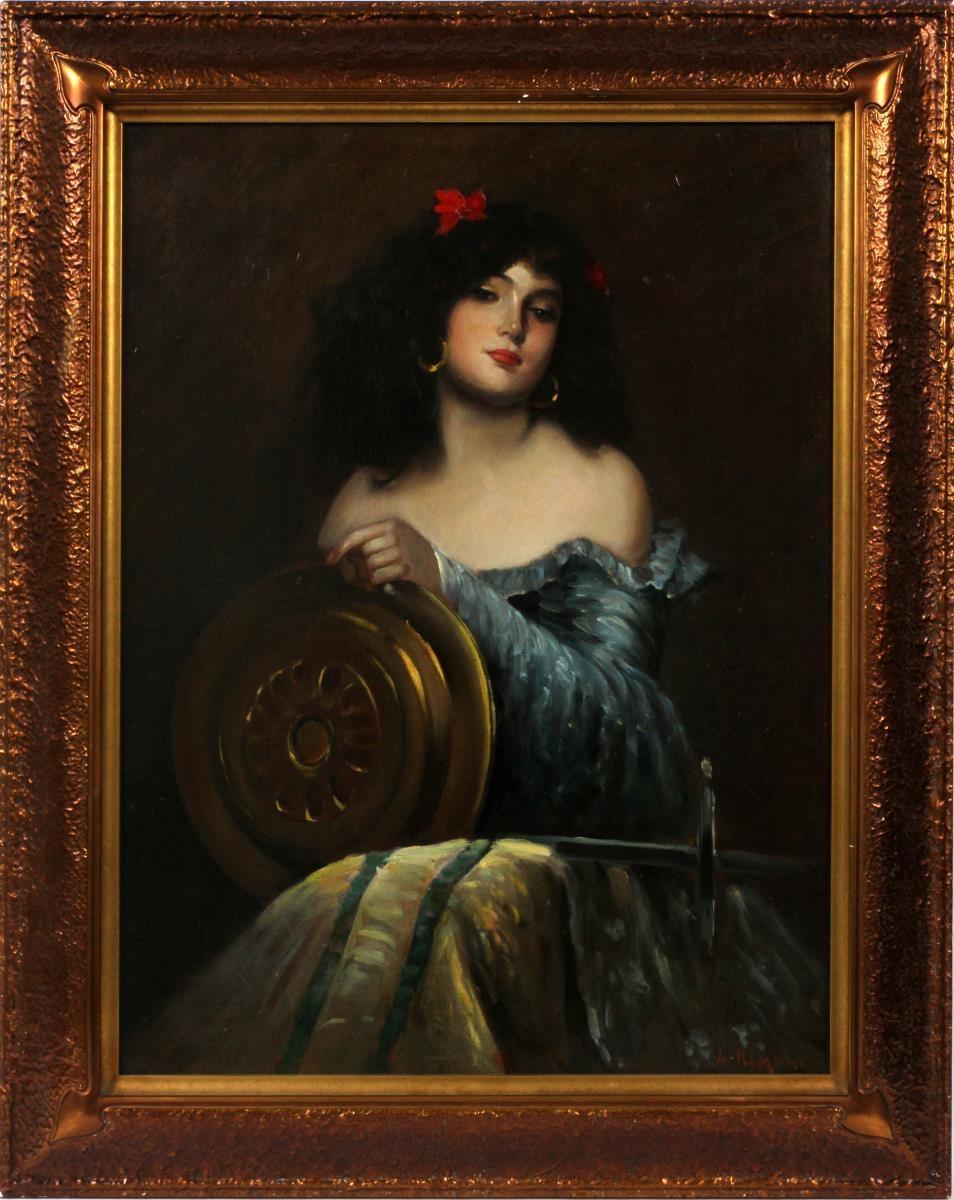 Por amor al arte: Juana Romani (1867 – 1924)