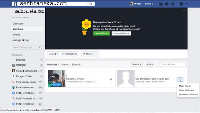 Inilah 2 Cara Menghapus Grup Facebook Dari Android & Windows / Mac 6