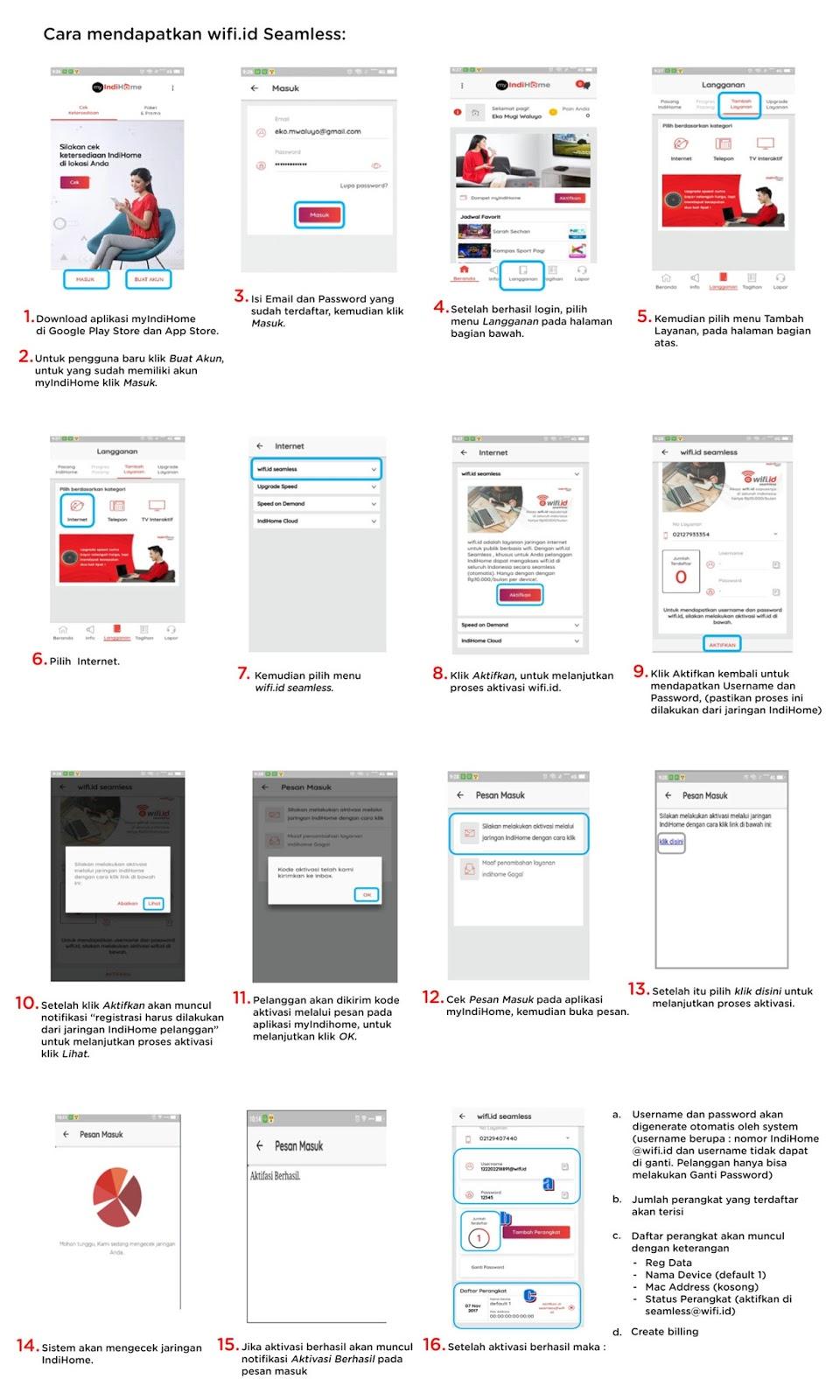 Cara Berhenti Wifi Id Seamless : berhenti, seamless, Login, Aktivasi, Wifi.id, Seamless, Terbaru, Waswus