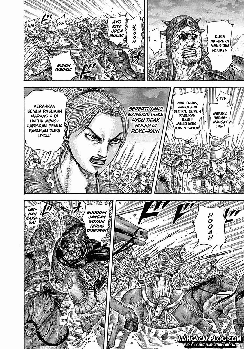 Baca Komik Manga Kingdom Chapter 324 Komik Station
