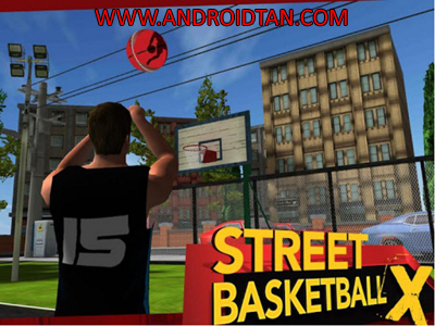 Download Street Basketball X – USA 3D Mod Apk v1.0.6 Unlimited Money Android Terbaru 2017