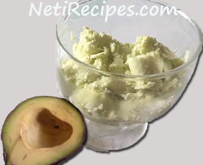 ice cream alpukat
