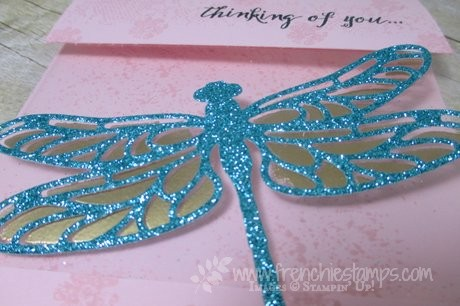 Dragonfly Dream, Frenchiestamps, Stampin'Up!