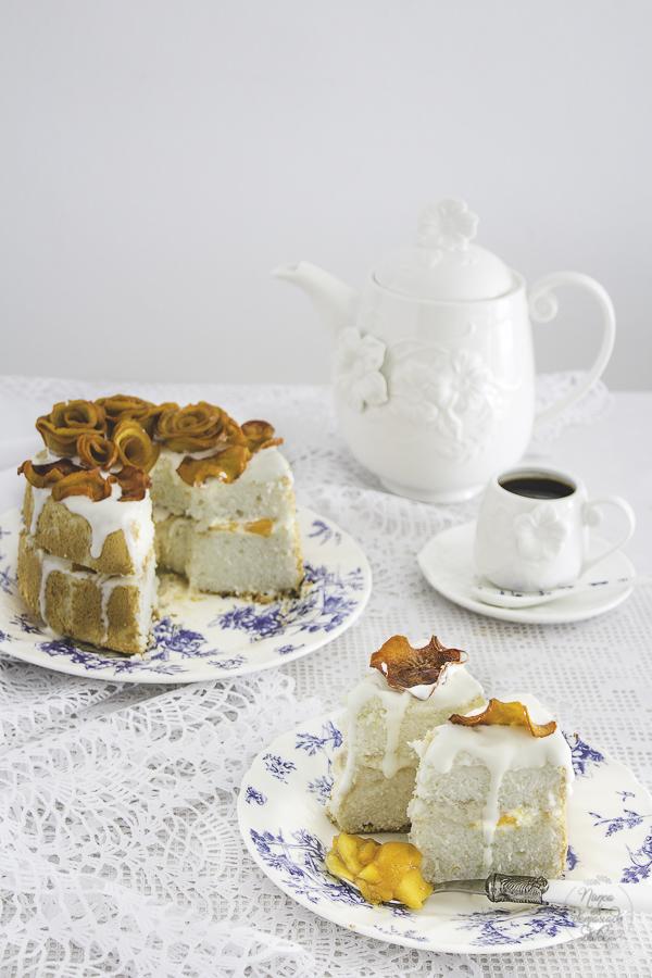 angel-food-cake-crema-yogur-caqui-persimon