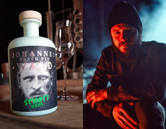 Winzer und Gin-erzeuger Michael Schott.