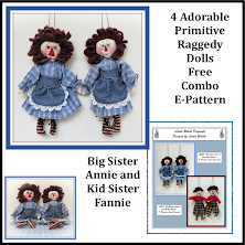 Big Sister Annie & Kid Sister Fannie Free E-Pattern
