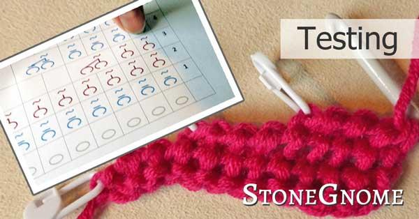 Testing a Crochet Pattern