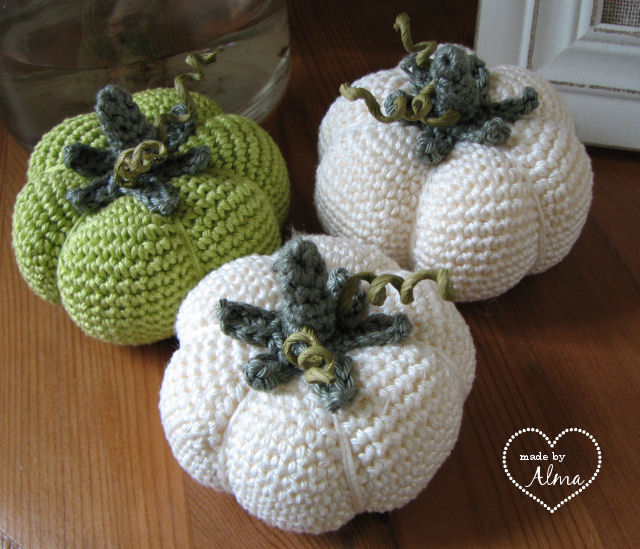 Pompoenen En Simply Made By Alma