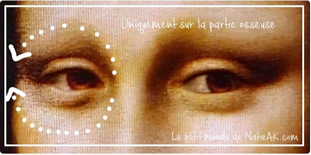 comment appliquer un soin contour des yeux ?
