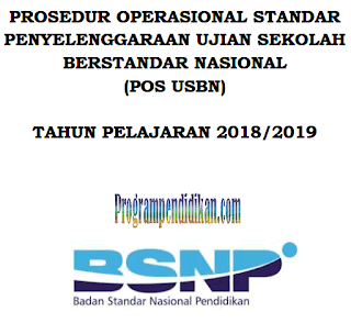 Download POS USBN Tahun 2019