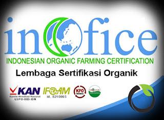 Lembaga sertifikasi organik INOFICE