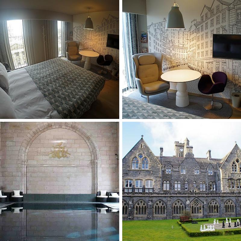 G&V Royal Mile Hotel Scotland