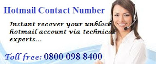 Hotmail contact number