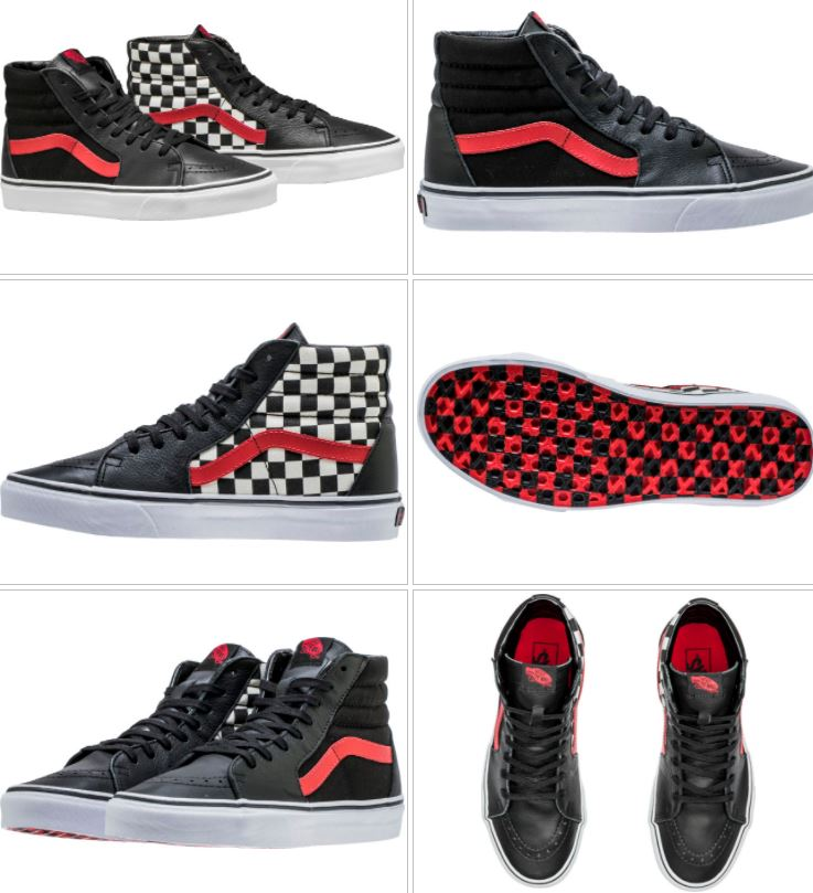 e26f55c2ca ... Shoe Palaces history including  Bascom  branded lace tips and 25th  anniversary insoles. This limited edition collaboration is a must have for your  Vans ...