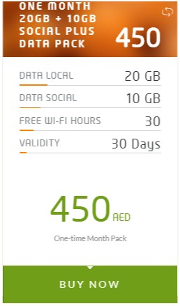 Etisalat Prepaid New Data Plan 2018 | Etisalat internet Bundle Package Day/Month/