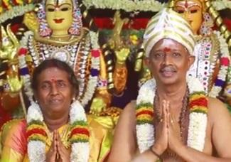 """A Chettinad's Sastiyapthapoorthi Function """"Sundaram & Vijayalakshmi"""""""