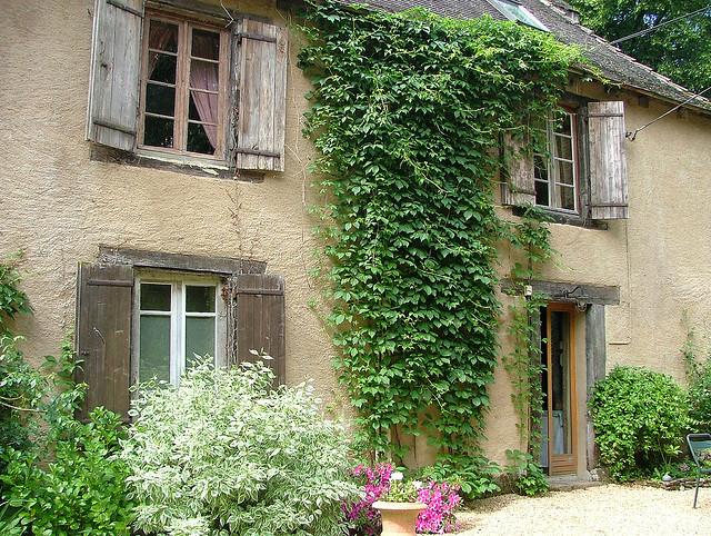 A Joyful Cottage French Cottages