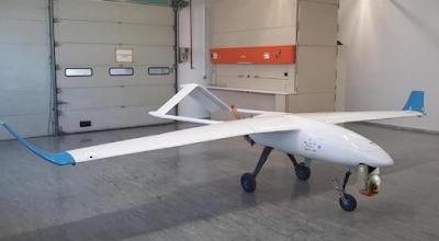 ΔΕΘ: Επιδειξη ισχύος από ελληνικό drone που μπορεί να πετά νύχτα