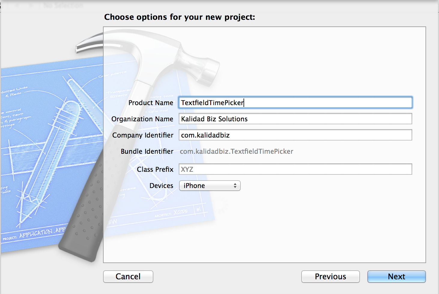 Display Time Picker On Textfield Click in Xcode | czetsuya's