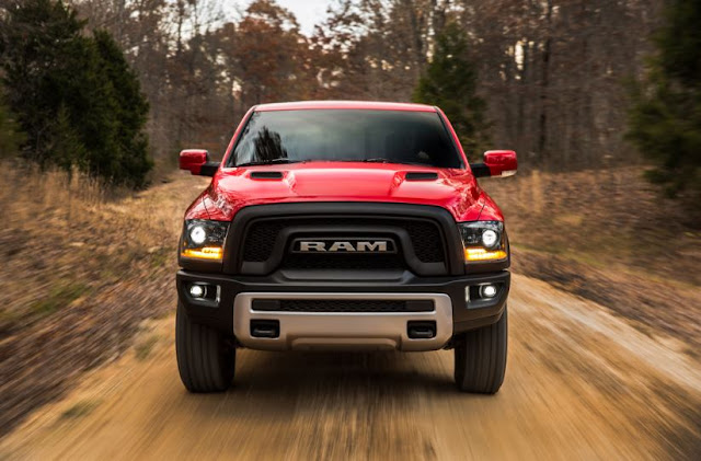 2016 Ram Rebel TRX Concept Is a 575-HP Off-Road Monster