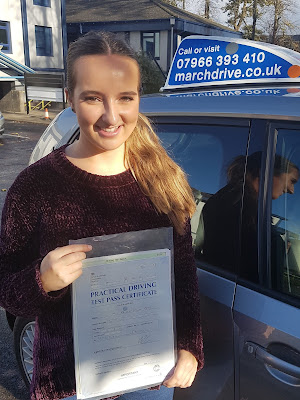 Rachel Potts Driving Test Pass