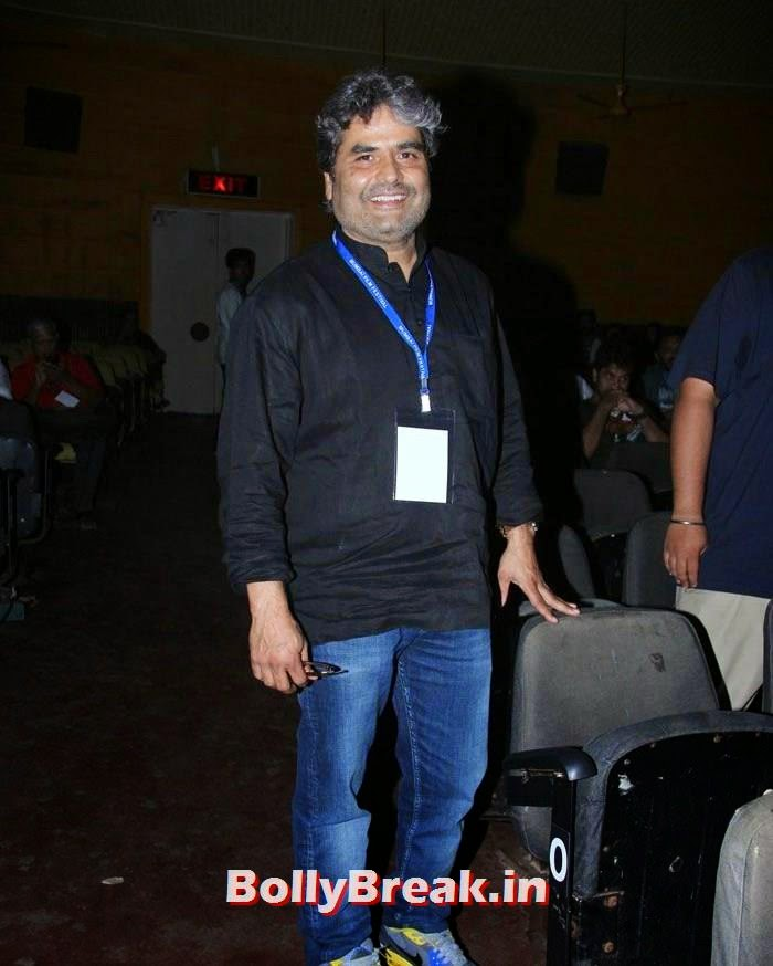 Vishal Bhardwaj, Photos from Opening Ceremony of MAMI 2014