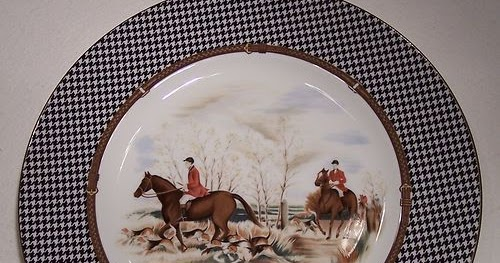 Horse Country Chic More Equestrian China