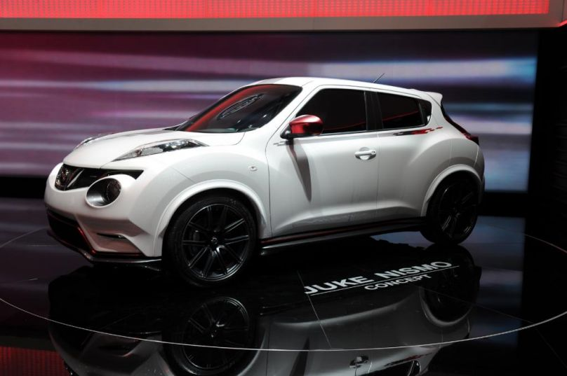 Latest Car Review 2013 Nissan Juke Nismo Review Specs Photo
