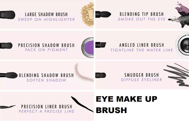 Eye Make Up Brush