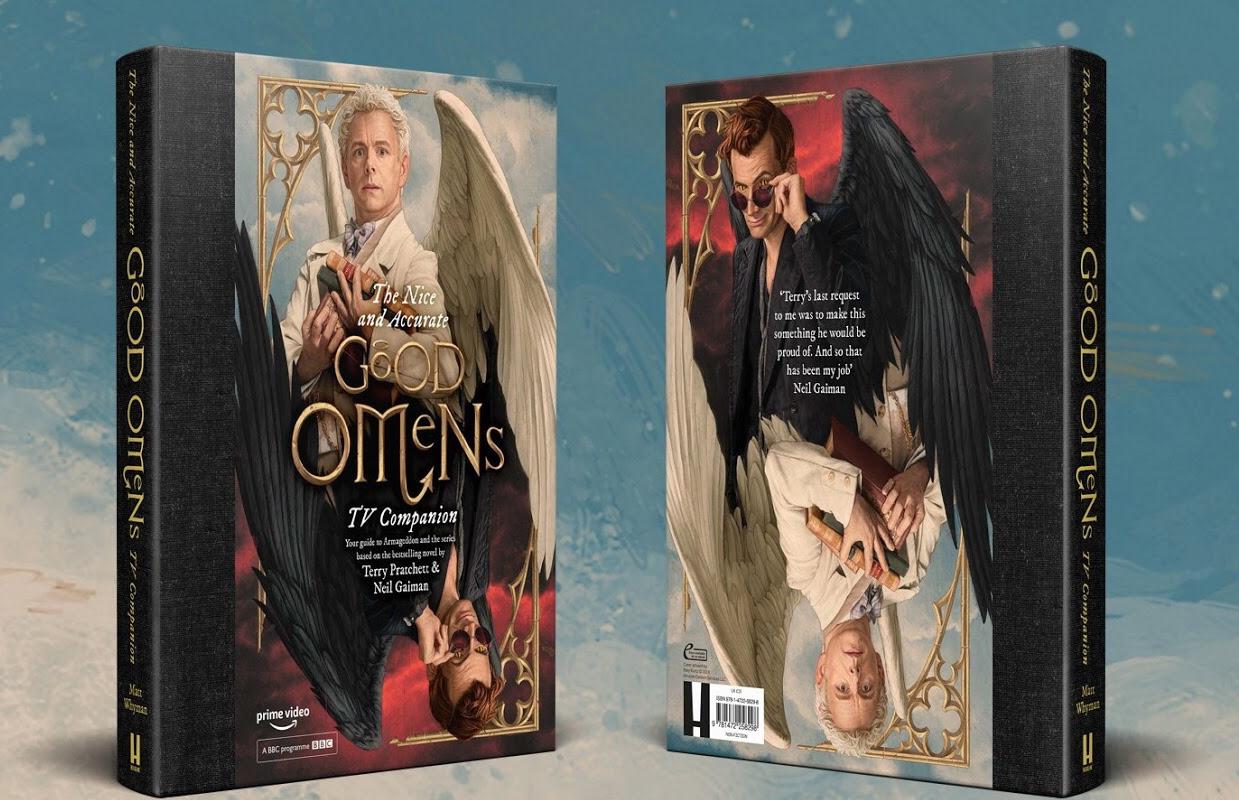 UK & USA: The Nice and Accurate Good Omens TV Companion ...