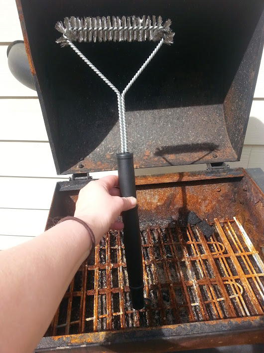 GRIll BRUSH REVIEW