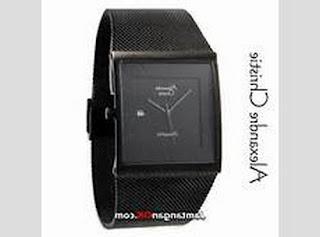 jam tangan alexandre christie wanita rose gold